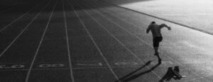 La carrera deportiva desde otro punto de vista